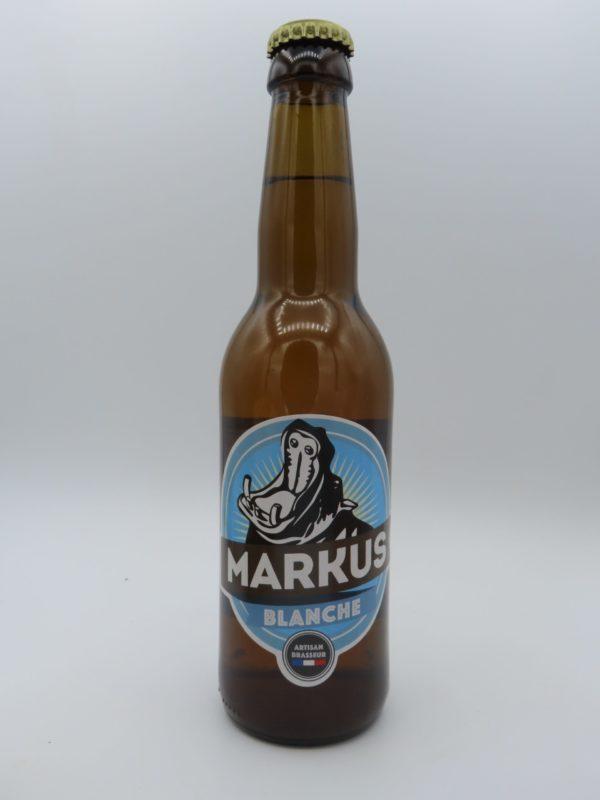 Bière blanche Markus