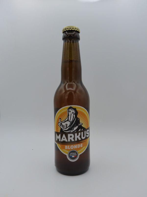 blonde markus