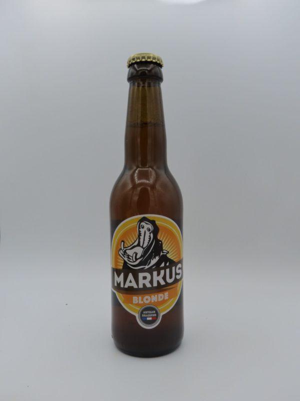 Bière blonde Markus