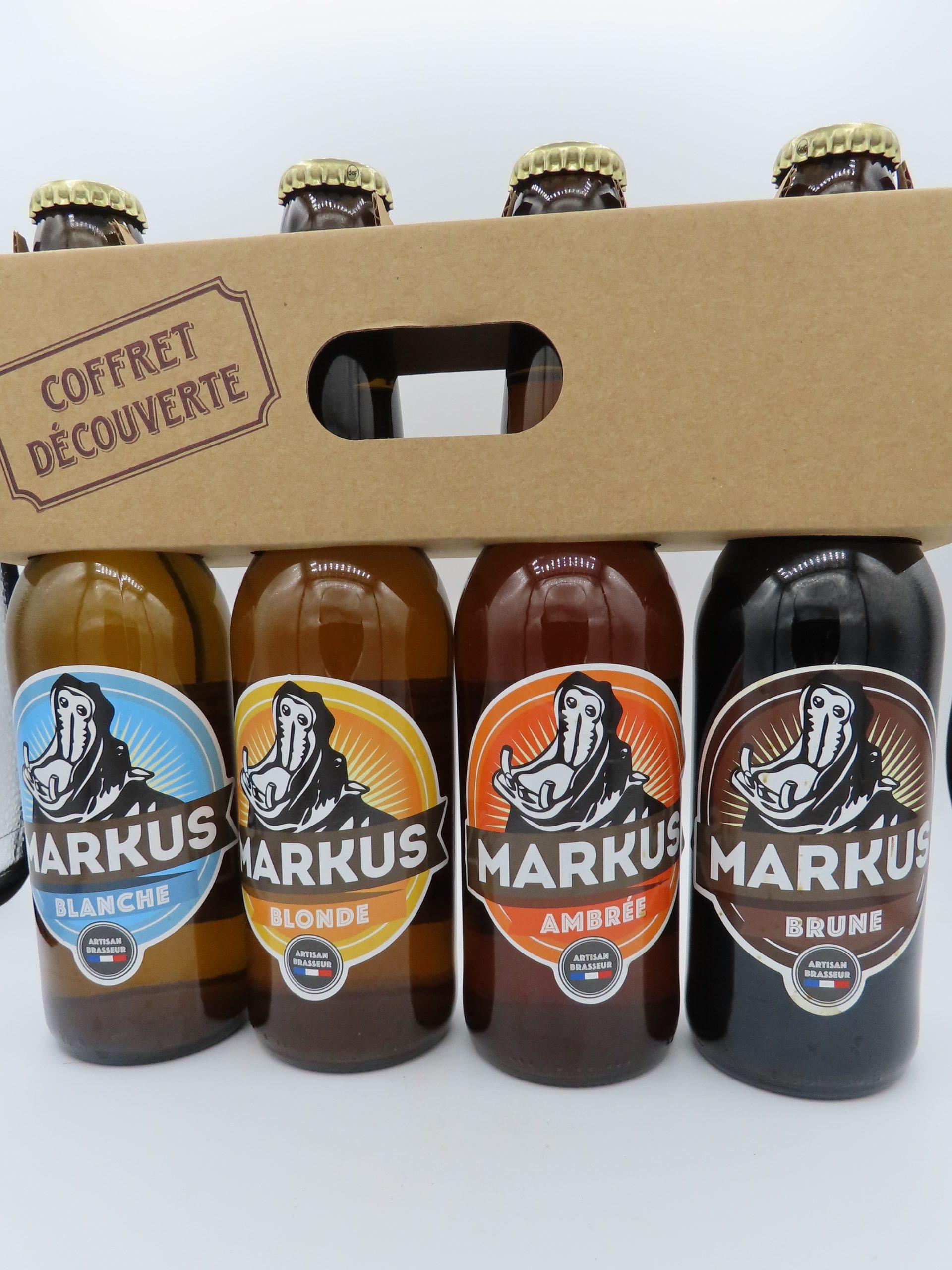 Bières découverte Marcus