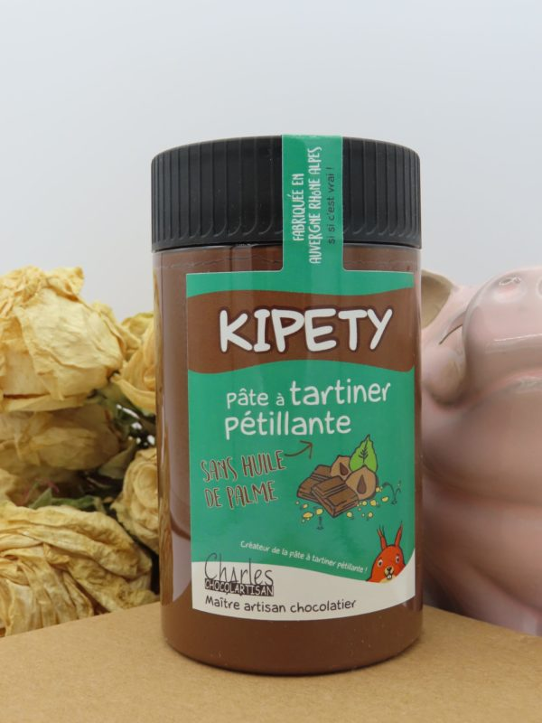 Pâte à tartiner kipety